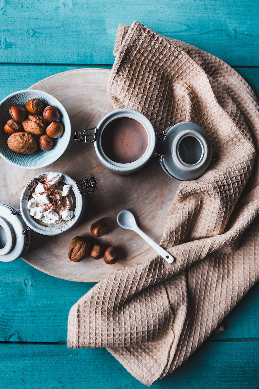 chocolat chaud-stylisme culinaire-photographe culinaire lille