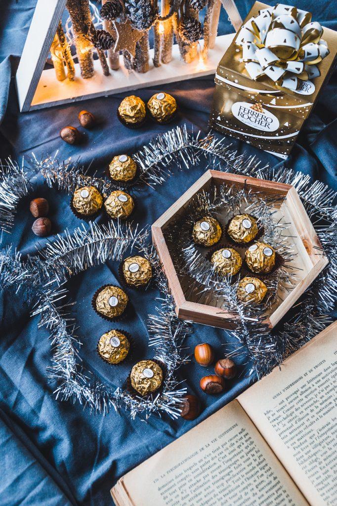 ferrero rocher-noel-chocolat-noisettes