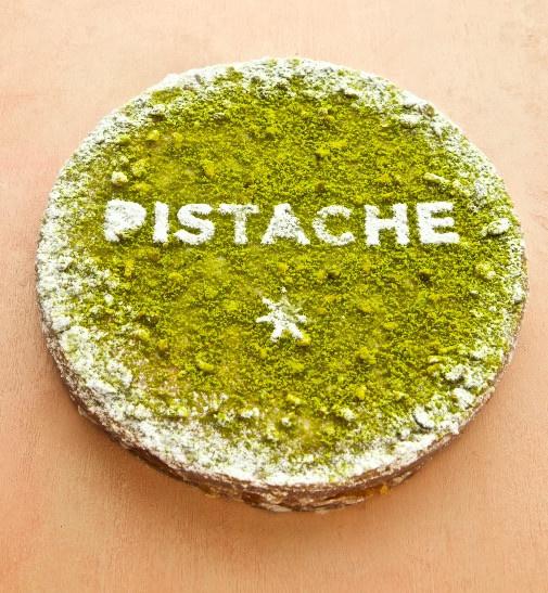 galette des rois pistache-michalak