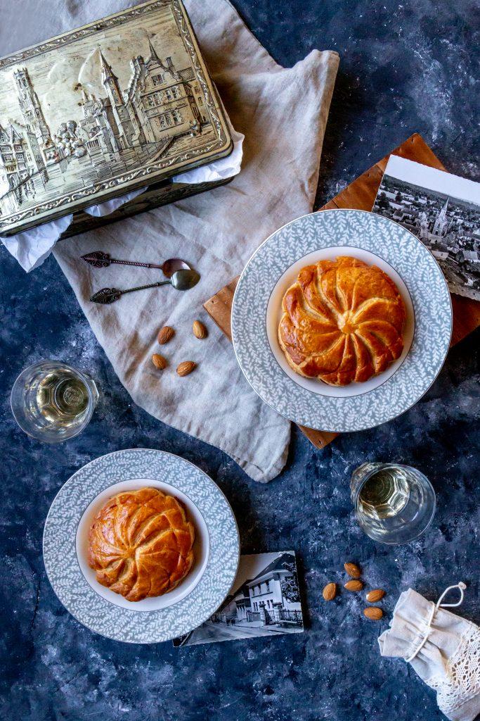 galette-rois-reine-stylisme culinaire