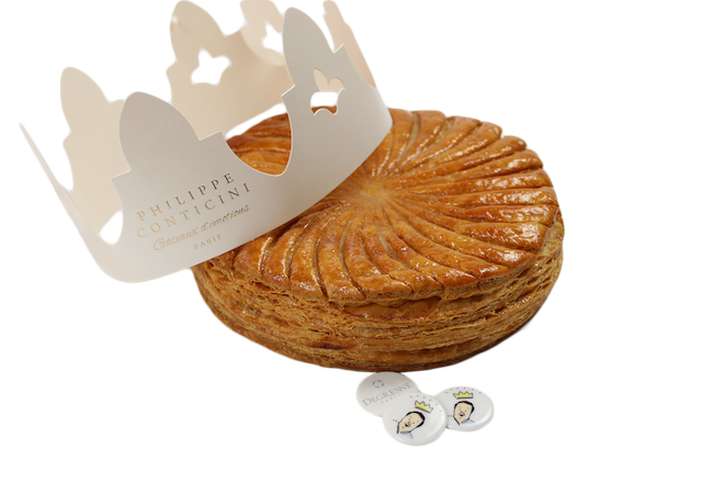 philippe conticini-patisserie-galette-guy degrenne-collaboration