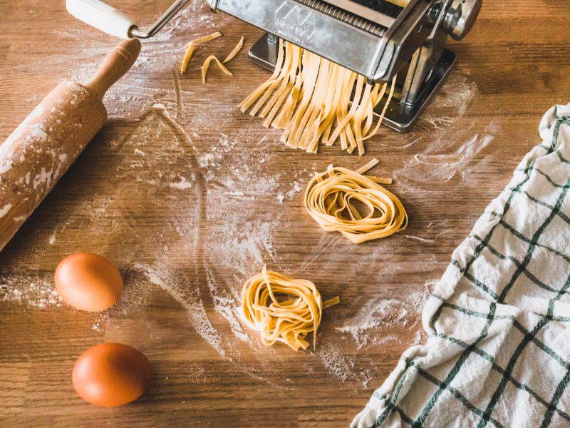 cuisine italienne-pates fraiches-recette maison