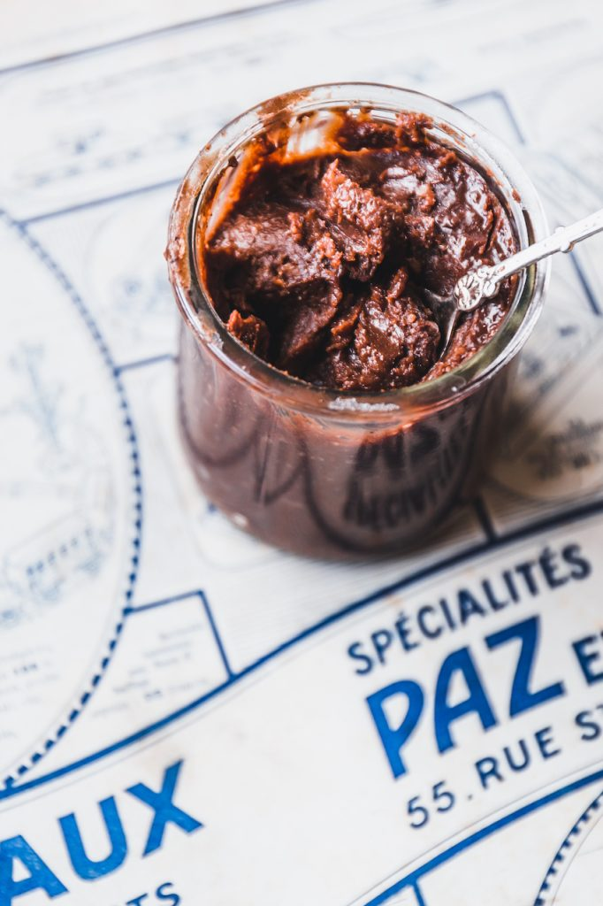 pâte à tartiner maison-chocolat-recette