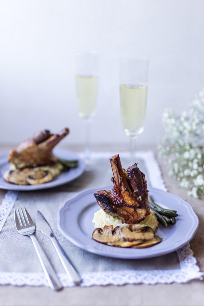 repas saint valentin-amoureux-diner