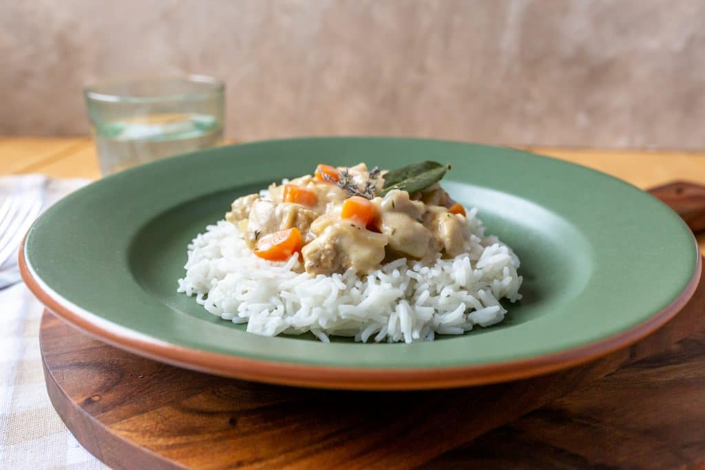 recette-blanquette de dinde-photographe culinaire lille